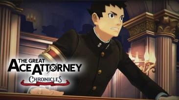 Релизный трейлер сборника детективных адвенчур The Great Ace Attorney Chronicles