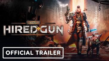 Кинематографический трейлер Necromunda: Hired Gun