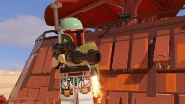 Скриншоты LEGO Star Wars: The Skywalker Saga