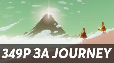 Journey стала доступна для предзаказа на PC в Epic Games Store за 349 рублей! + Стала известна дата выхода