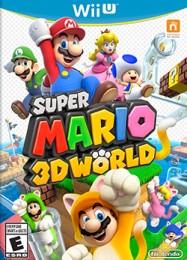 Обложка игры Super Mario 3D World