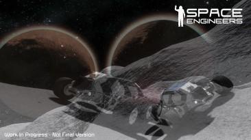 Space Engineers - Тизер планетарного обновления