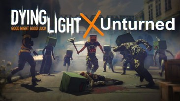 Кроссовер Dying Light с Unturned в честь 1 апреля