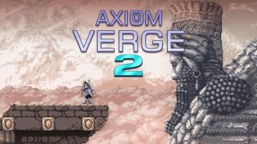 Axiom Verge 2 задержится до третьего квартала 2021-го. Документалка о первой части станет бесплатной