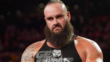 В WWE Undefeated добавят Брауна Строумана