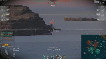 Новогодний ивент Новые ранги #Полундра World of Warships