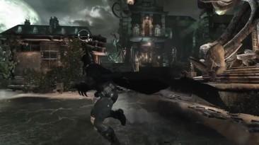 Геймплей Batman: Return to Arkham - Arkham Asylum