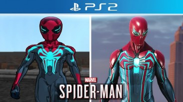 "Ultimate Spider-Man ""Velocity (Spider-Man PS4)"""