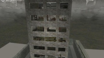 """Call of Duty 2 """"Карта - The Tower"""""""