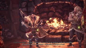 Monster Hunter: World Iceborne - Охота на Стигана Зынгора (Соло - Молот)