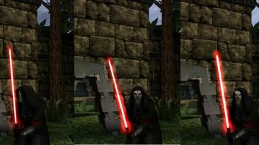 "Star Wars: Jedi Knight - Jedi Academy ""Новый меч для Мастера Возрожденных"""