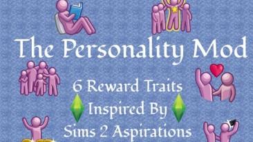 """The Sims 4 """"Черты характера и изменение личности"""""""