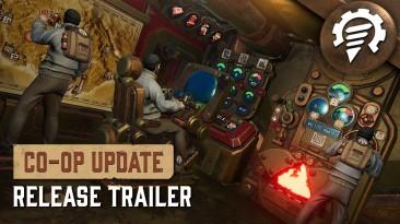 Сурвайвал Volcanoids получил последнее крупное обновление, представлен новый трейлер