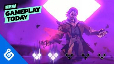 Эксклюзивный геймплейный ролик Curse of the Dead Gods