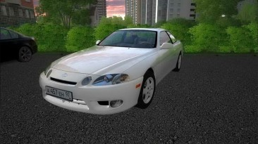 "City Car Driving ""Lexus SC300 (v1.5.9 - 1.5.9.2)"""