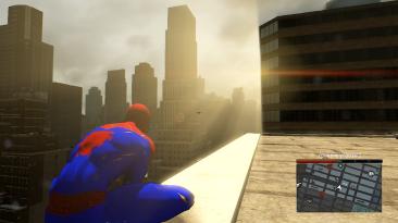 "The Amazing Spider-Man 2 ""ReShade - Графика приятная глазу [Spidey_Classic]"""