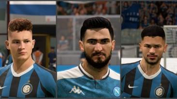 "FIFA 20 ""Serie A MIni Facepack"""