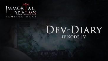 """Обновление """"Мороя"""" для Immortal Realms: Vampire Wars теперь доступно для бета-игроков"""
