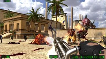 На Alienware Arena раздают 3 части Serious Sam