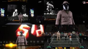 "WWE 2K18 ""KimChee"""