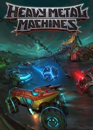 Обложка игры Heavy Metal Machines