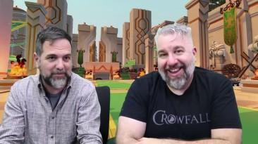 Ответы на вопросы от разработчиков Crowfall