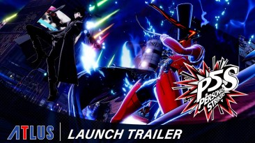 Релизный трейлер Persona 5 Strikers