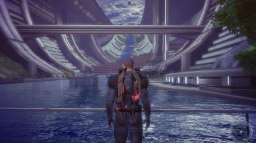 """Mass Effect """"Улучшение Графики"""""""