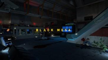 """Black Mesa """"Заставка для игры"""""""