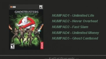Ghostbusters: Трейнер (+5) [2.0.1.0] {KelSat}