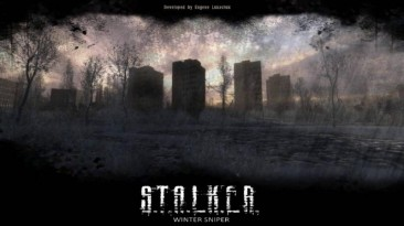 "S.T.A.L.K.E.R.: Call of Pripyat ""Зимний Снайпер"""