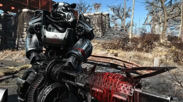 """Fallout 4 """"Ретекстур силовой брони T60"""""""