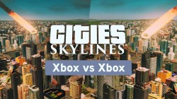 В новом трейлере Cities: Skylines сравнили производительность игры на Xbox Series X и Xbox One