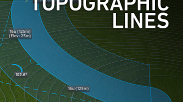"Cities: Skylines ""Topographic Lines Toggle"""