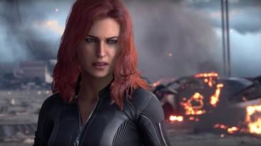 Дизайн персонажей в Marvel's Avengers выглядит посредственно