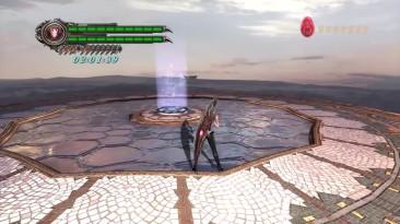 Геймплей Триш в Devil May Cry 4: Special Edition