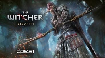Prime 1 Studio анонсировала фигурку Иорвета из The Witcher 2: Assassins of Kings