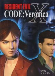 Обложка игры Resident Evil Code: Veronica X