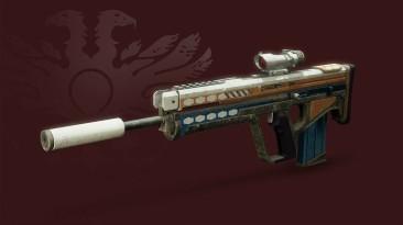 """Как получить скаутскую винтовку """"Метательный нож Рэнди"""" в Destiny 2: Shadowkeep"""