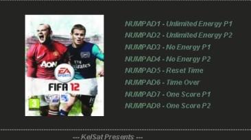 FIFA 12: Трейнер (+3) [1.0] {KelSat}