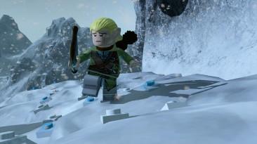 События LEGO The Lord of the Rings будут развиваться в полностью открытом Средиземье