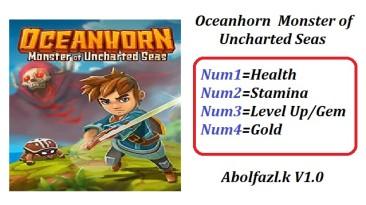 Oceanhorn: Monster of Uncharted Seas: Трейнер/Trainer (+4) [1.0] {Abolfazl.k}