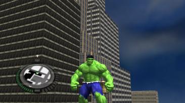 "Incredible Hulk ""THE HULK"""