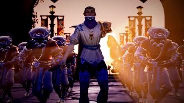 Релизный трейлер обновления для Dauntless