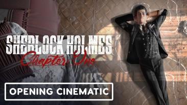Вступительный кинематографичный ролик Sherlock Holmes Chapter One