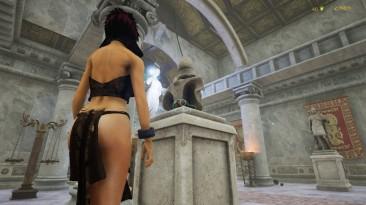 Эротическая игра Slaves of Rome выйдет в Steam