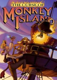 Обложка игры The Curse of Monkey Island