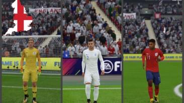 """FIFA 18 """"England 2018 NEW kits + minikits"""""""
