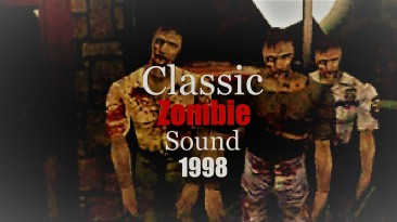 "Resident Evil 2 ""Классические звуки зомби"""