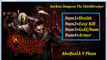 Darkest Dungeon: The Shieldbreaker: Трейнер/Trainer (+4) [2017.10.26] {Abolfazl.k}